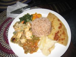 Swahili food