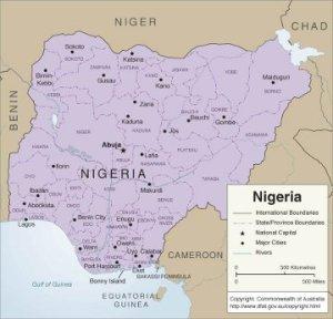 Make a phone call to Nigeria
