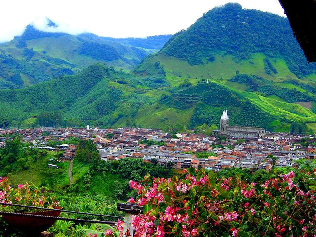 colombia is among the most popular tourist destinations