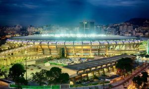 Maracana Night View