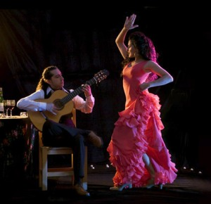 Flamenco in Sevilla Spain Passion and love