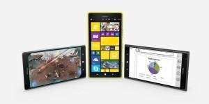 Nokia Lumia 1520 apps
