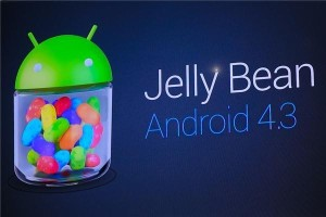 Jelly Bean Android 4.3