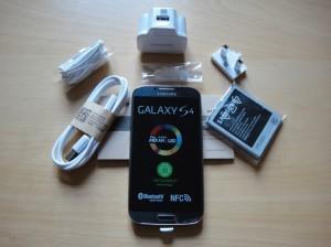 Samsung Galaxy S4 original package