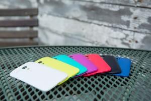 Motorola Moto G rubber covers