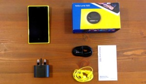 Nokia Lumia 1020 packaging