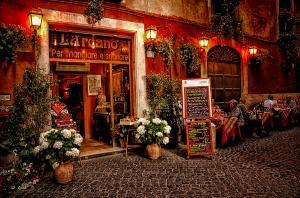 2 Restaurant in Rome
