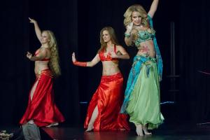 5 Belly Dancing