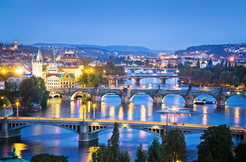 Czech Republic Czechoslovakia Just For Tourism