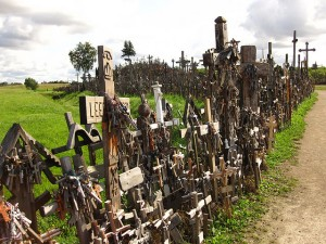 Kryziu Kalnas - Hill of Crosses