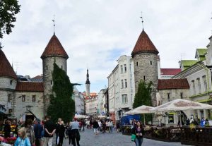 Tallinn's Medieval Old Town
