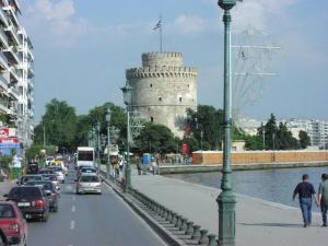 4 Thessaloniki White Tower