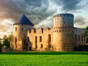 1 Cesis-Castle-Lettland