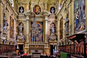 Jesuits' Church, Valletta, Malta