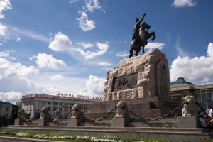 Sükhbaatar, Ulaanbaatar