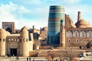 The City of Khiva