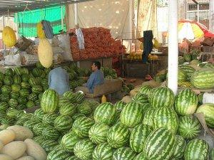 Shakhmansur Bazaar, Dushanbe