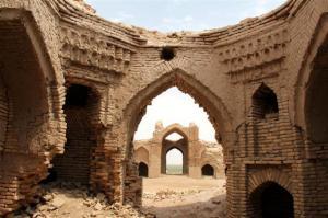 Darganata Medieval City, Turkmenistan