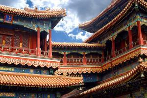 Yonghe gong (Lama Temple), Beijing