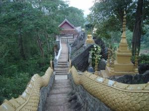 7 Stairway in Luang Prabang