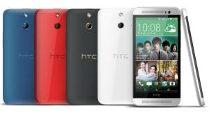 HTC One E8 multicolor