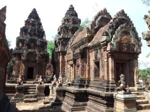 4 Angkor Wat Temples