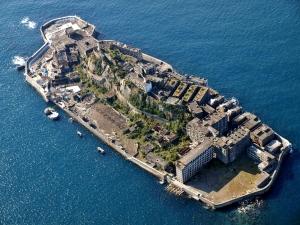 Battleship Island (Gunkanjima)