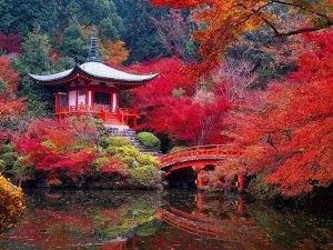 Daigo Ji Temple, Kyoto