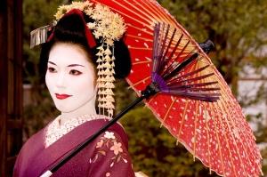 6 Japanese dancer