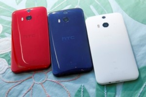 HTC Butterfly 2 backs