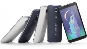 Nexus 6 by Motorola Coming for Blood