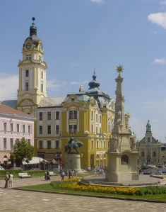 Hungary-Pecs_Main_Place