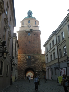 Lublin_-_The_Cracow_Gate