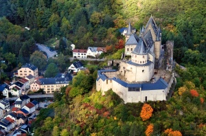 Vianden-Luxembourg-