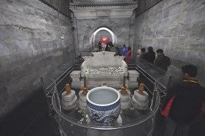 Ming-Tombs