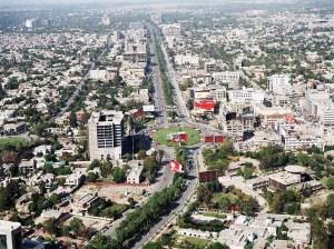Pakistan City
