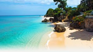 cliff beach barbados