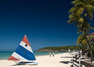 Dickinson Bay Beach, Antigua