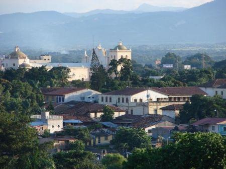 Comayagua Honduras view