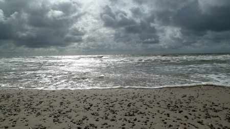 sea-denmark-north-sea-beach-water-wave-clouds
