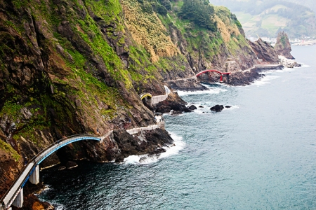 south korea Haengnam Coastal Walking Path in Jeodong