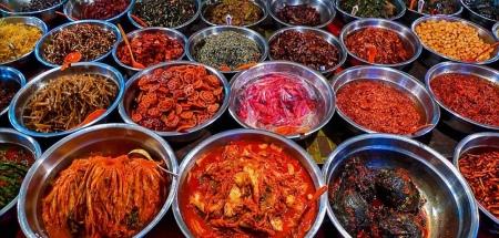 variety-korean-kimchi
