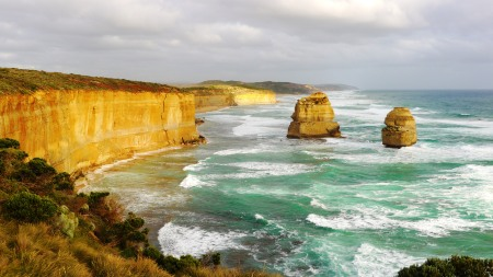 coastal-landscape-in-melbourne-victoria-australia