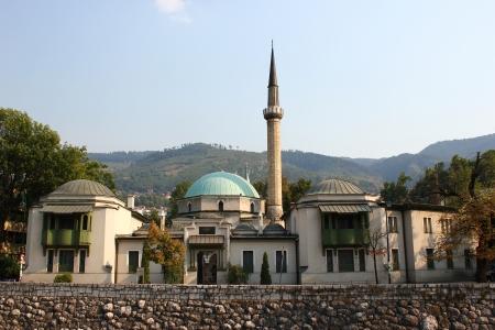 Sarajevo_Kaisermoschee