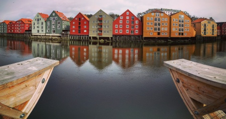 buildings-in-trondheim-and-part-of-the-skyline